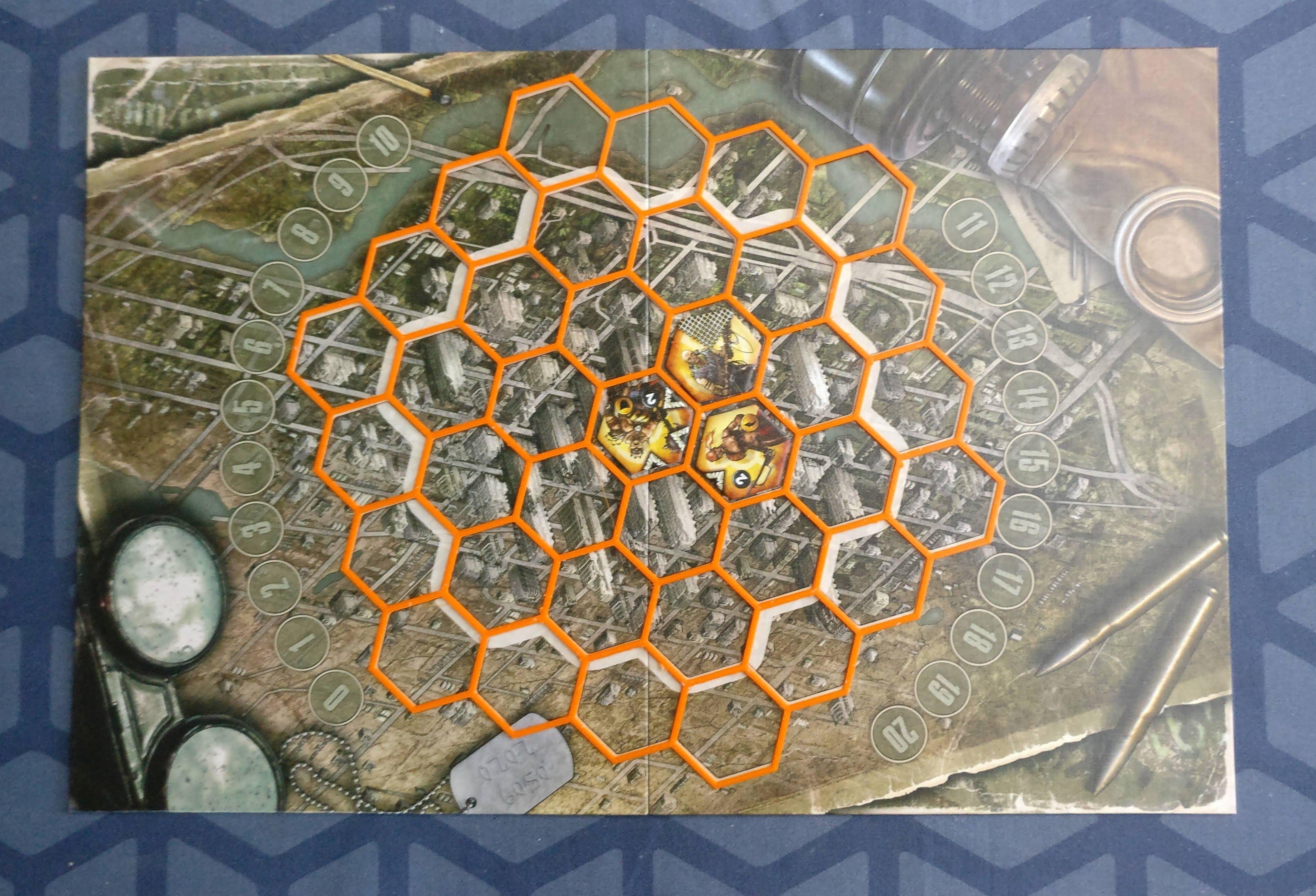 Neuroshima Hex! Grid