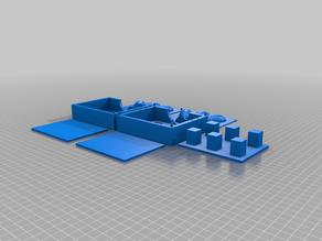 Plaster mold kit