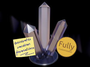 Crystal Generator