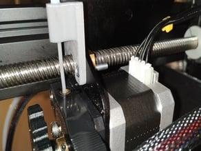 Ender 3 filament guide PTFE