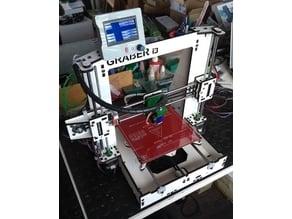 Graber i3 - Parts to Print