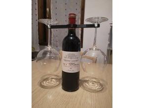 Wine Time - wine glass holder