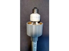 CFL Bulb Removal/Install Aid