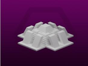 GreebleCity Cyberpunk: Legally Distinct Pyramid