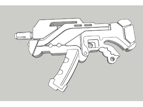 O12/Aleph SMG for Infinity: The Game