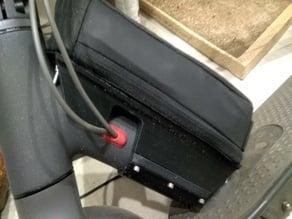 M365 \ M187 Xiaomi additional \ external battery holder for M187 original battery