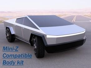 RC Cybertruck (body kit + chassis)