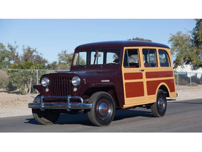 Willys Jeep Station Wagon 1948