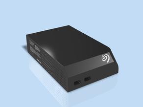 Model - Seagate Backup Plus Hub External Drive
