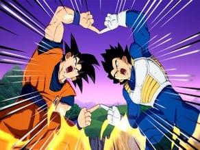 Goku & Vegeta Fusion