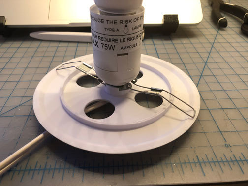 IKEA FADO Table Lamp Replacement Base