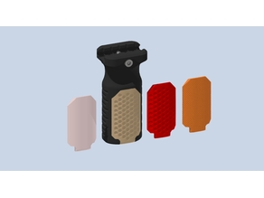 Shade Vertical Foregrip