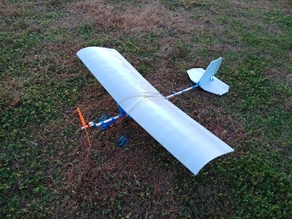 Slow Stick RC Airplane