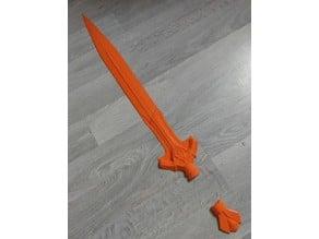 Skyrim - Imperial Steel Sword