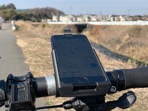 iPhone 7-12 Holder for Bike Handlebar