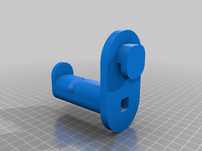M300 Spool Holder for Zortrax M200 (Plus)
