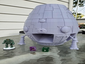 Overlord-class Dice Roller