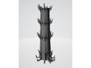 Dark Elf Tower for Warhammer