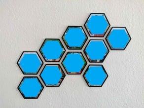 Hexagon Photo Frame