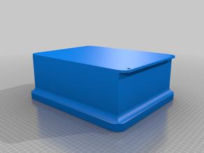 Stahlin J1210HPL Box for Flux Capacitor