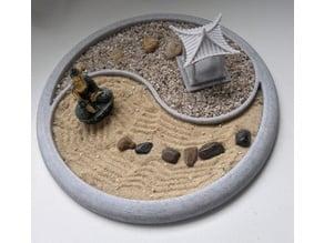 Zen garden mini