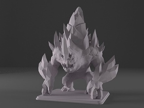Elemental - Crystal Fury