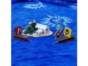 Ortus Novae: Trireme Greek Warship Pack
