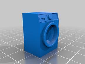 Tiny washing machine