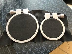 Embroidery hoop V2