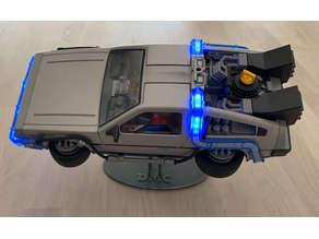 LeLorean Stand Playmo