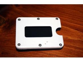 Front Pocket / Thin / Slim / Minimalist Wallet