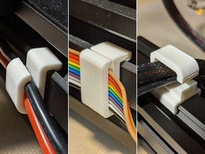 Ender 3 Ultimate Cable Clip Collection