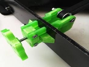 Tatara Y-belt tensioner