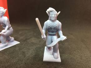 Eladrin Elf Rogue