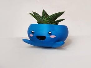 Oddish Succulent Planter