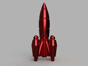 UltraRed Rocket [Fallout Inspired]