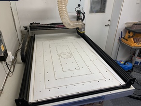 Workbee CNC Converting to MGM12 linear Rails