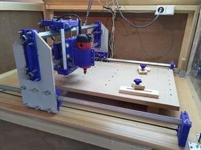 CNC Machine V3