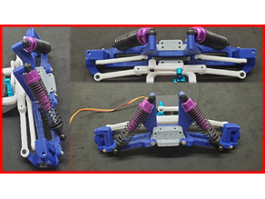 1/10 Scale RC Buggy (Steering System)