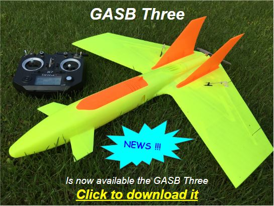 Picture of a GASB Three