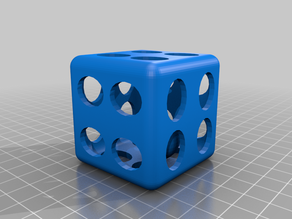Ball in Hollow Cube