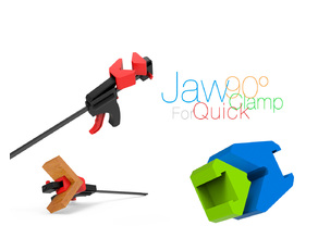 Jaw 90° for Quick Clamp
