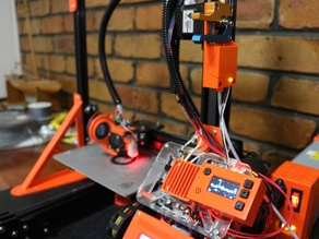Filament Runout and Jam Detector, and Black Box Extruder Flight Recorder