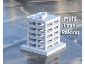 Multi-level paking [GreebleCity]