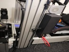 ZeroNilZero Sim Racing Cable Management - 8020 - 4040 - T Slot