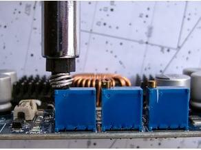"1/4"" screwdriver bit for 3296 potentiometers (potentiometer knob)"