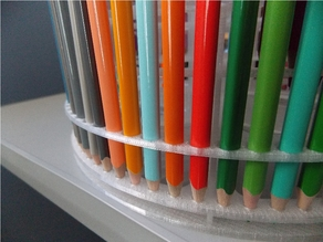 Pencil_holder ( for 189 pencils)
