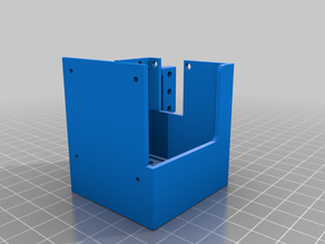 Ender 3 / 5 Fan Housing with BL touch mount