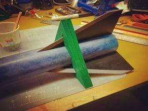 Rocketry Fin Jig