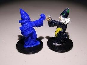 Replica of Grenadier Wizard 2001I Miniature